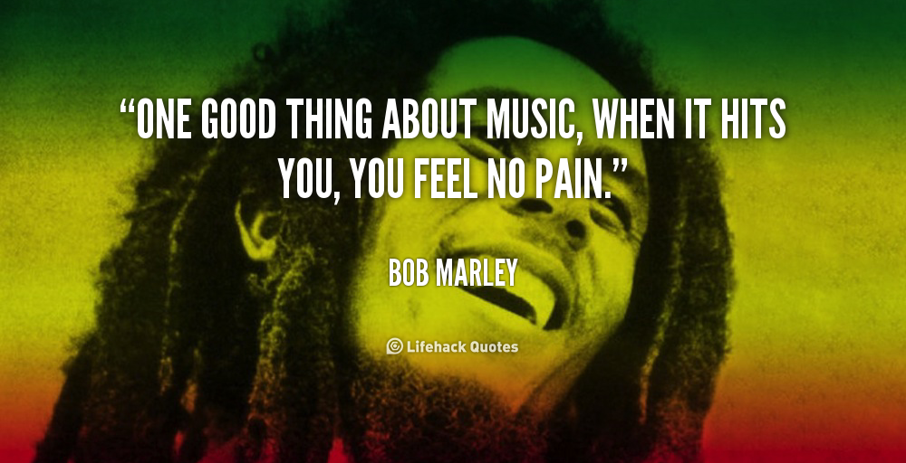 Quotes About Music Bob Marley 34 Quotes