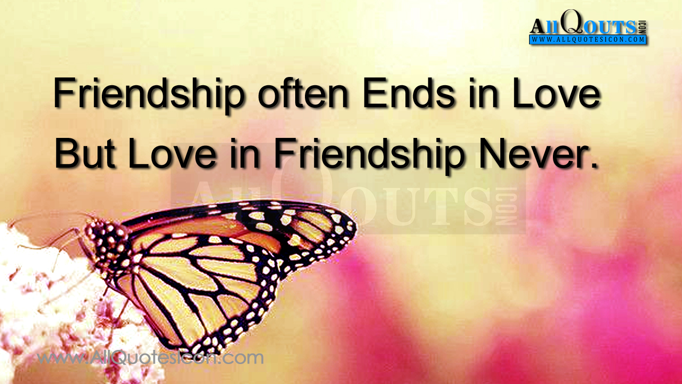 Quotes About Friendship English 25 Quotes