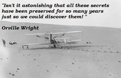 Quotes About The Wright Brothers 60 Quotes Mesmerizing The Wright Brothers Quotes
