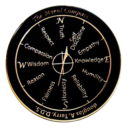 A study of education and the moral compass