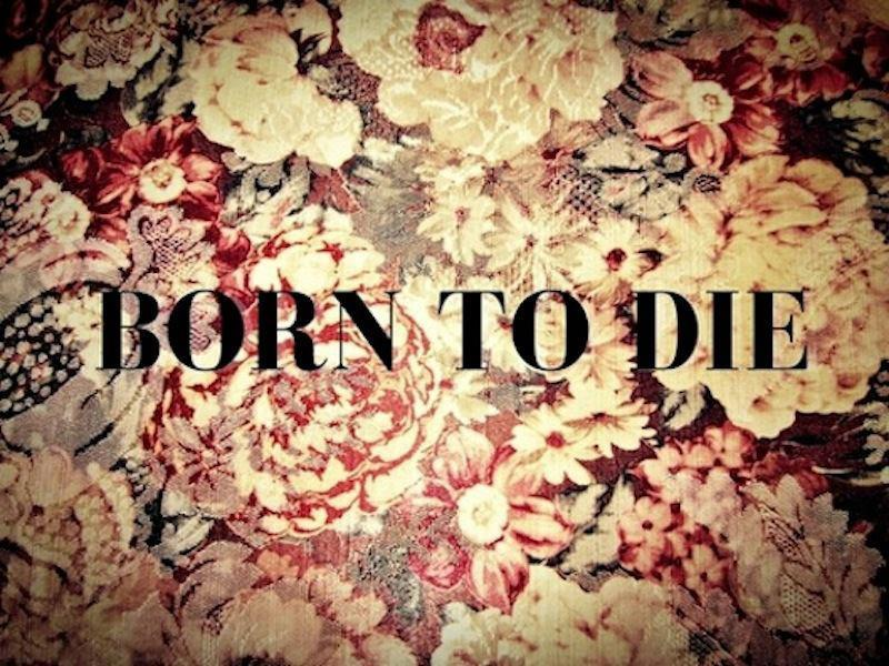 Lana del rey quotes from born to die
