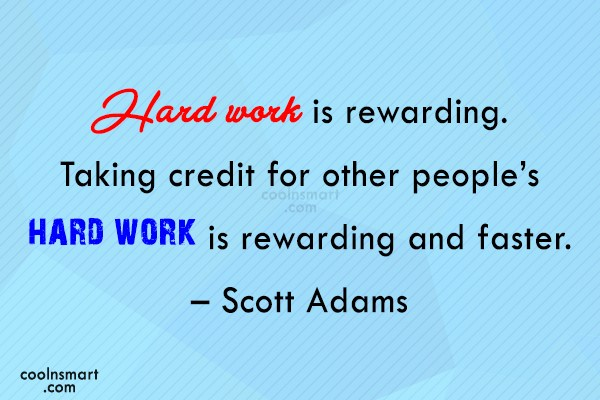 rewards of hard work New international version all hard work brings a profit, but mere talk leads only to poverty new living translation work brings profit, but mere talk leads to poverty.