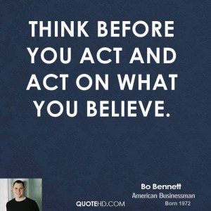 think before act and while acting still thinking We offer lean bbs & safety strategy consulting, keynotes, leadership certification, & coaching think before you act from proact safety.