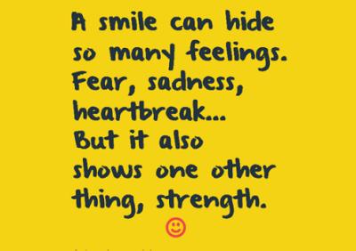 Quotes About Unique Smile 24 Quotes