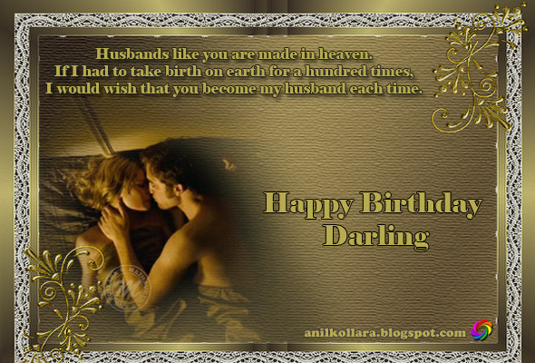 Quotes About Birthday To My Husband 37 Quotes