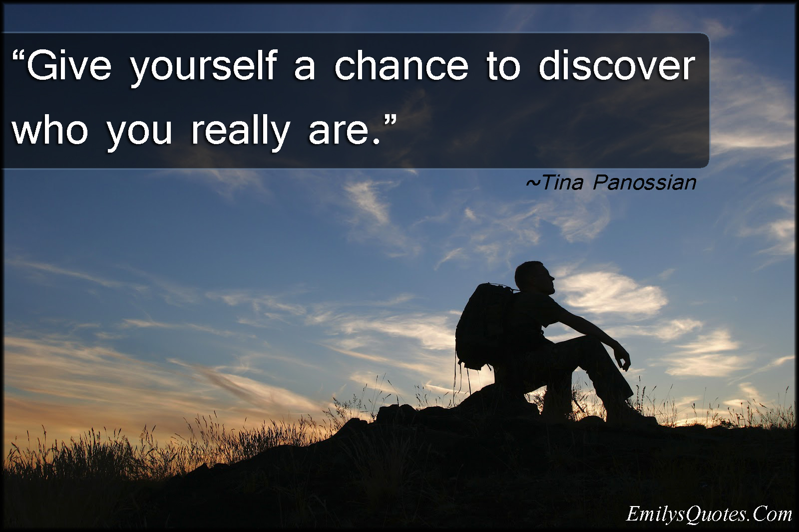Quotes about Discover yourself (103 quotes)