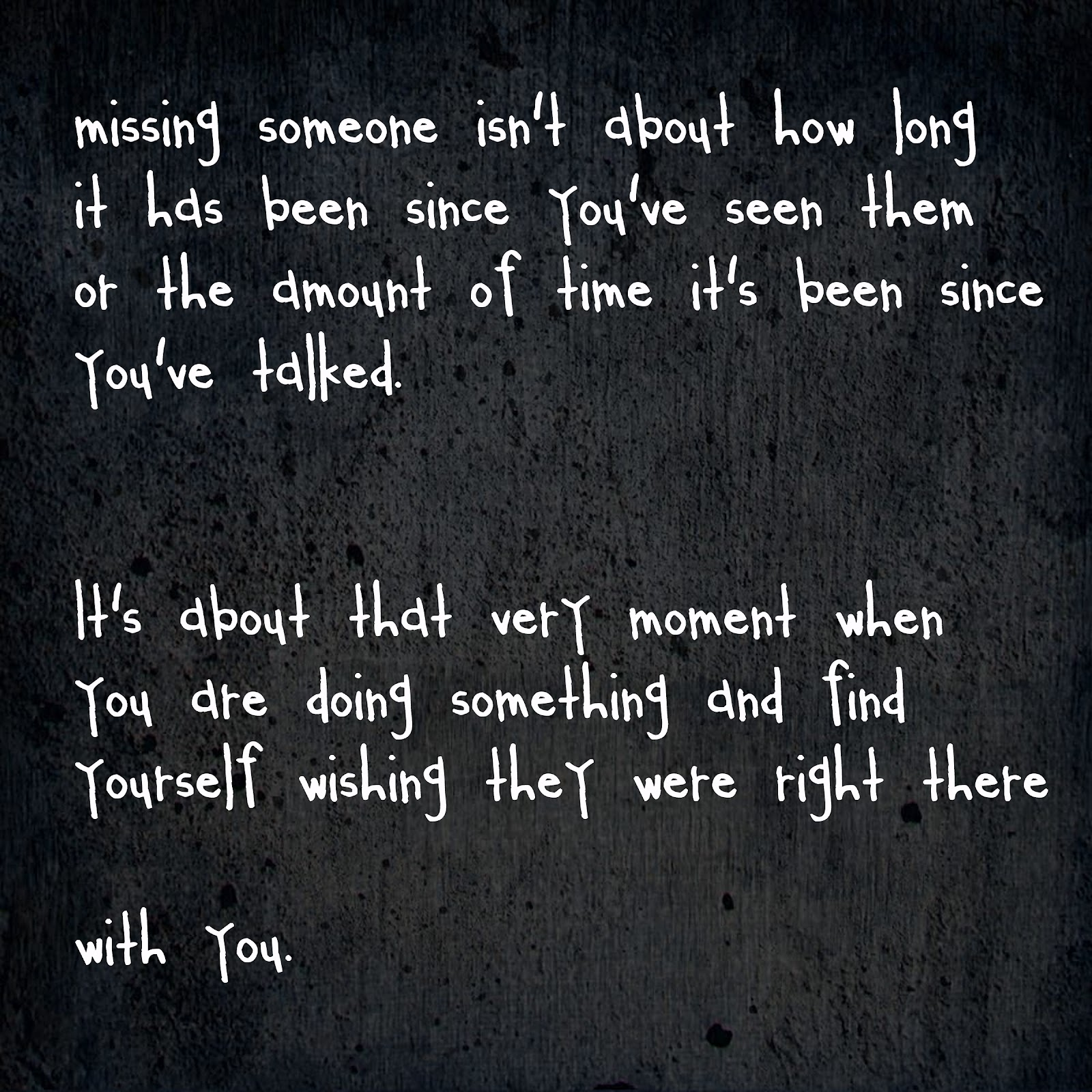 Quotes About Missing Far Away 19 Quotes