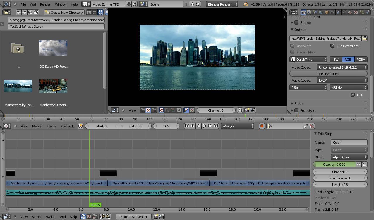 easiest video editing software