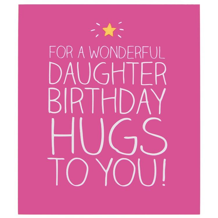 Happy Birthday Daughter Quotes