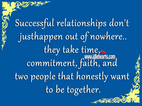 Quotes About Success Relationship 76 Quotes