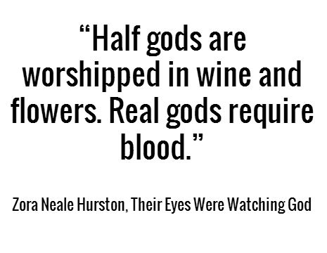 character analysis of janie in their eyes were watching god by zora neale hurston