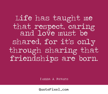 quotes about care of friends