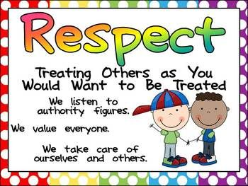 respect in classroom essay Home essays the importance of respect the importance of respect essay in school there is a lack of respect for students from other fellow students.