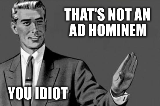 Quotes About Ad Hominem Attacks (22 Quotes