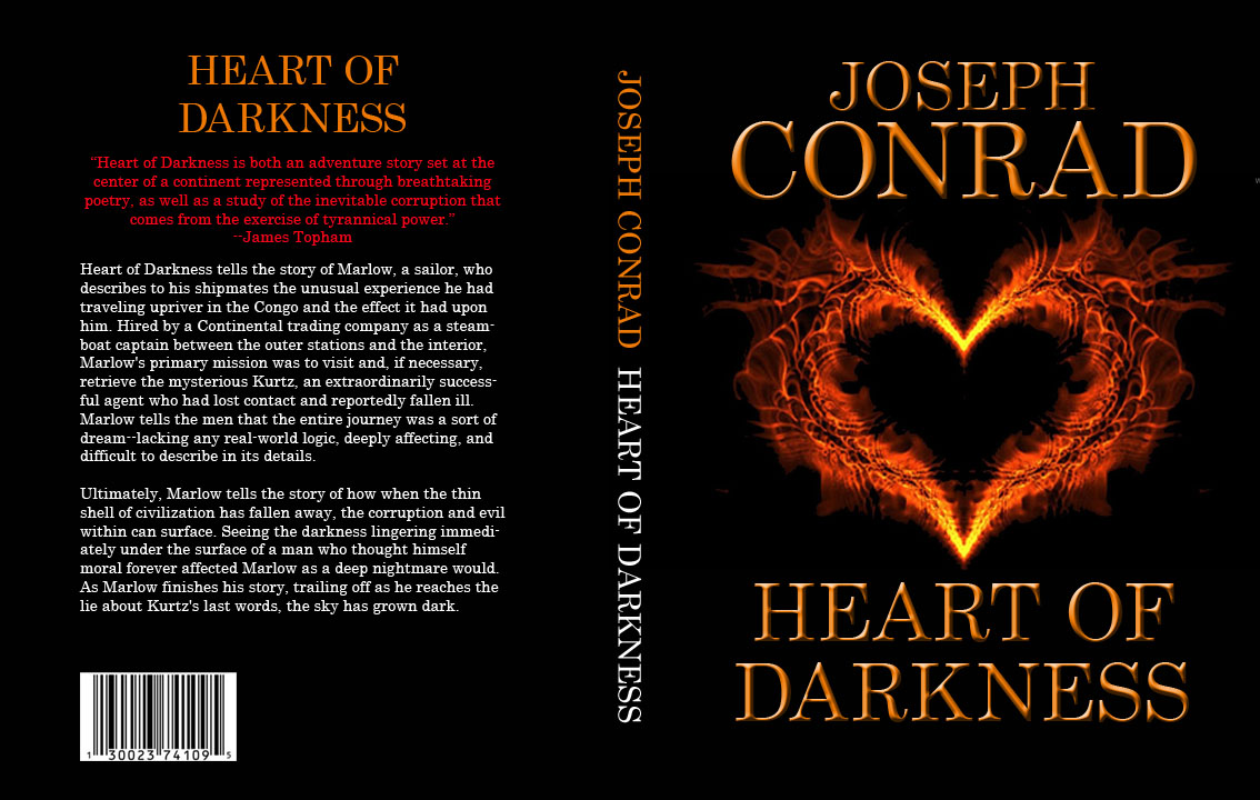 an analysis of the story of the garden of evil related to heart of darkness Heart of darkness: theme analysis, free study guides and book notes including comprehensive chapter analysis, complete summary analysis, author biography information, character profiles, theme analysis, metaphor analysis, and top ten quotes on classic literature.