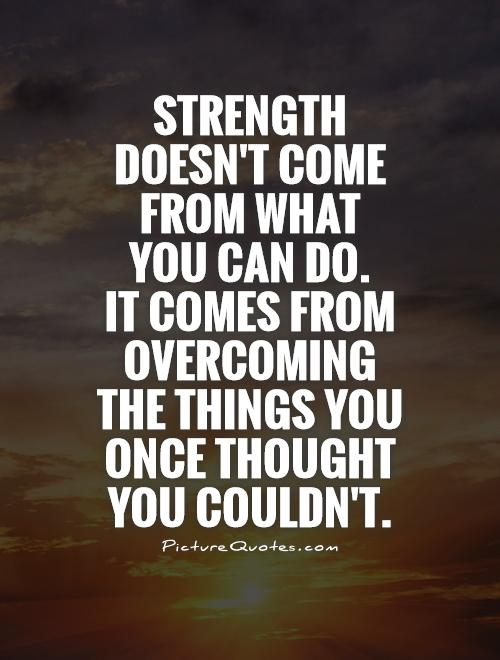 Quotes About Overcoming Things 60 Quotes Classy Overcoming Obstacles Quotes