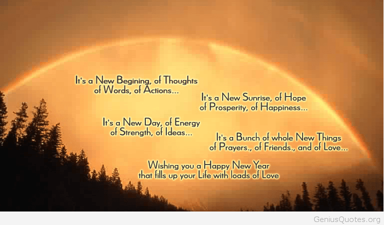 Quotes About Happy Beginning (38 Quotes
