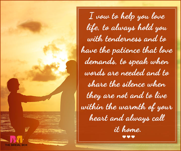 Quotes About Accepting A Marriage Proposal 15 Quotes