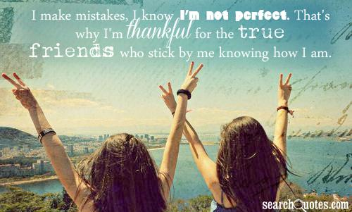 Quotes about Thankful for good friends (15 quotes)