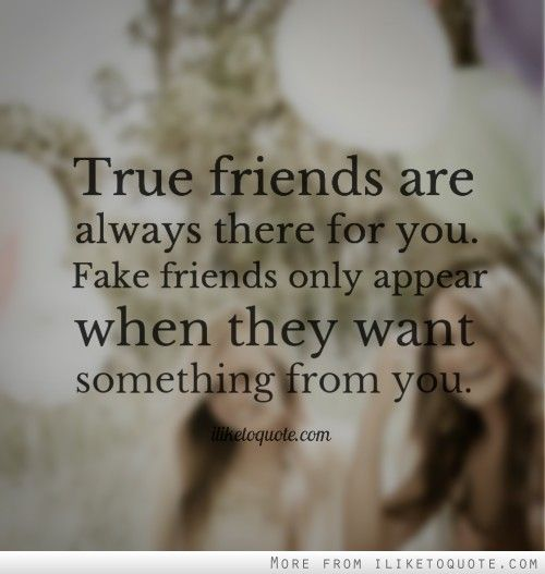 Quotes For True Friends And Fake Friends: Quotes About Fake Friends (63 Quotes