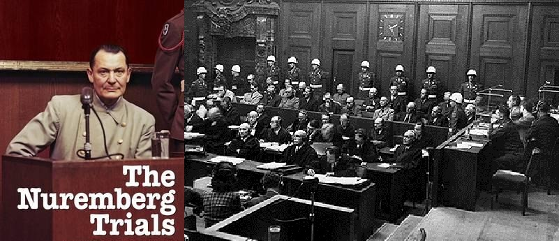 what was the nuremberg trials about The nuremberg trials: 70 years later featuring the storey nuremberg collection october 24, 2016 in dallas, texas, usa.