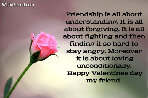 Quotes About Valentines Day And Friends 20 Quotes