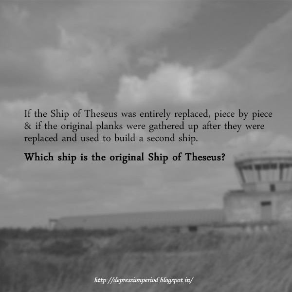 ship of theseus story