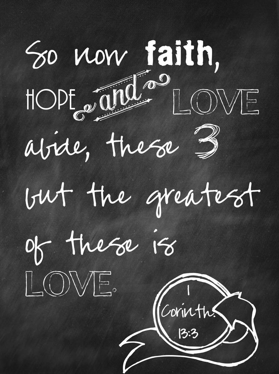 Quotes About Faith Of Love 354 Quotes