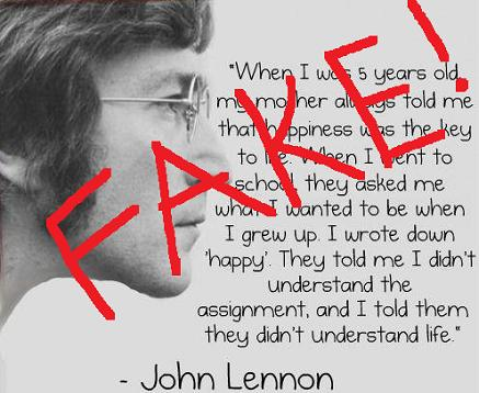 Quotes About Happiness John Lennon 21 Quotes