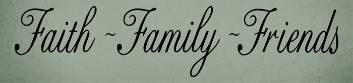 Quotes About Faith Family And Friends 50 Quotes