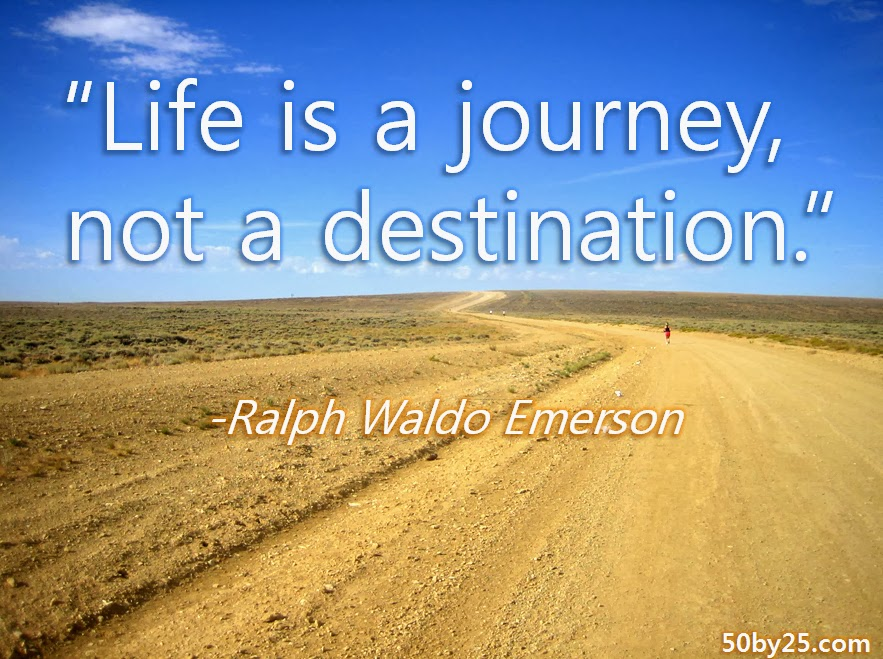 Quotes About Beginning Of A Journey 53 Quotes