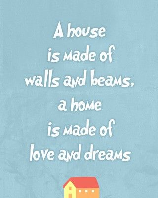 quotes about new house 108 quotes