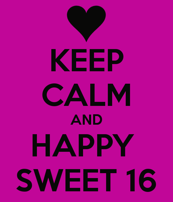 Happy Birthday 16 Quotes: Quotes About Sixteenth Birthday (27 Quotes