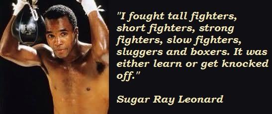 best of sugar ray leonard