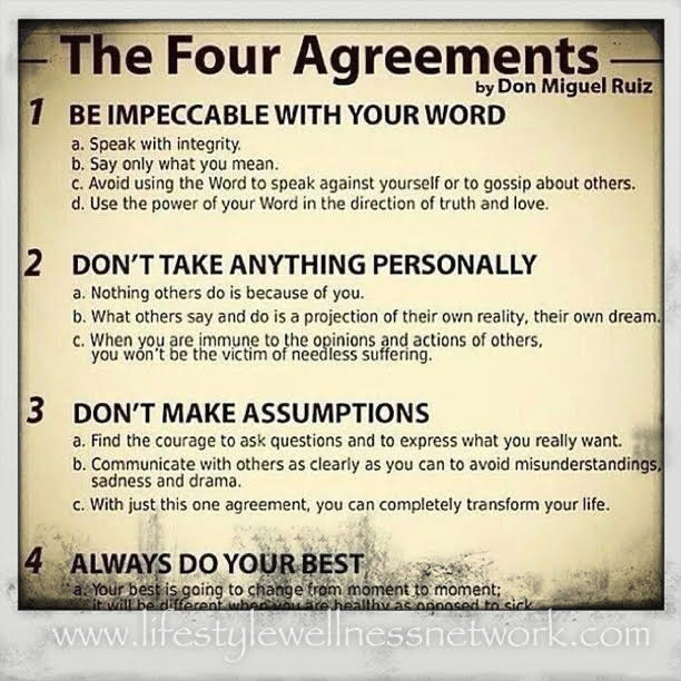 Quotes About Agreements 145 Quotes