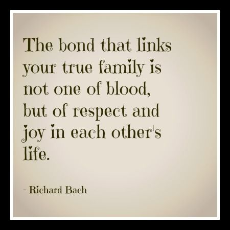 Quotes About True Family 66 Quotes