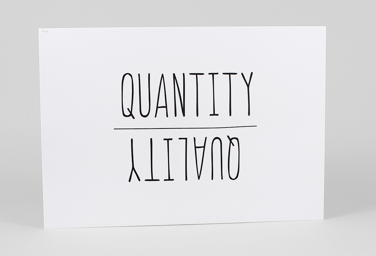 quotes about quality over quantity 33 quotes