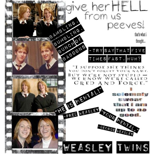 george weasley quotes