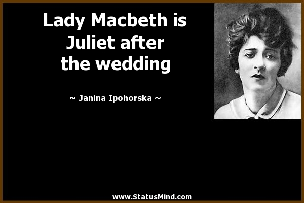 lady macbeth quotes Get free homework help on william shakespeare's macbeth: play summary, scene summary and analysis and original text, quotes, essays, character analysis, and filmography courtesy of cliffsnotes.