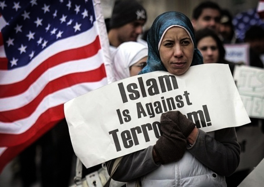 essay on muslims are not terrorist