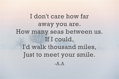 Quotes About Faraway Love 60 Quotes Classy Far Away Love Quotes