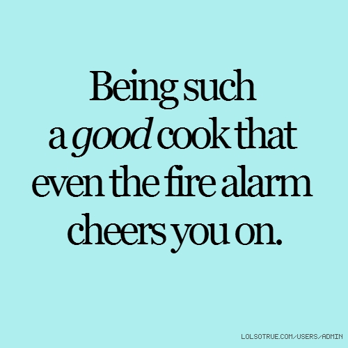 Cooking Fire Meme