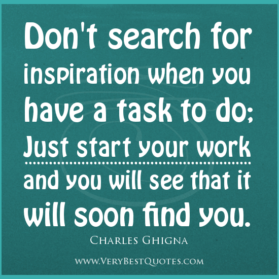 Quotes About Work Encouragement 40 Quotes