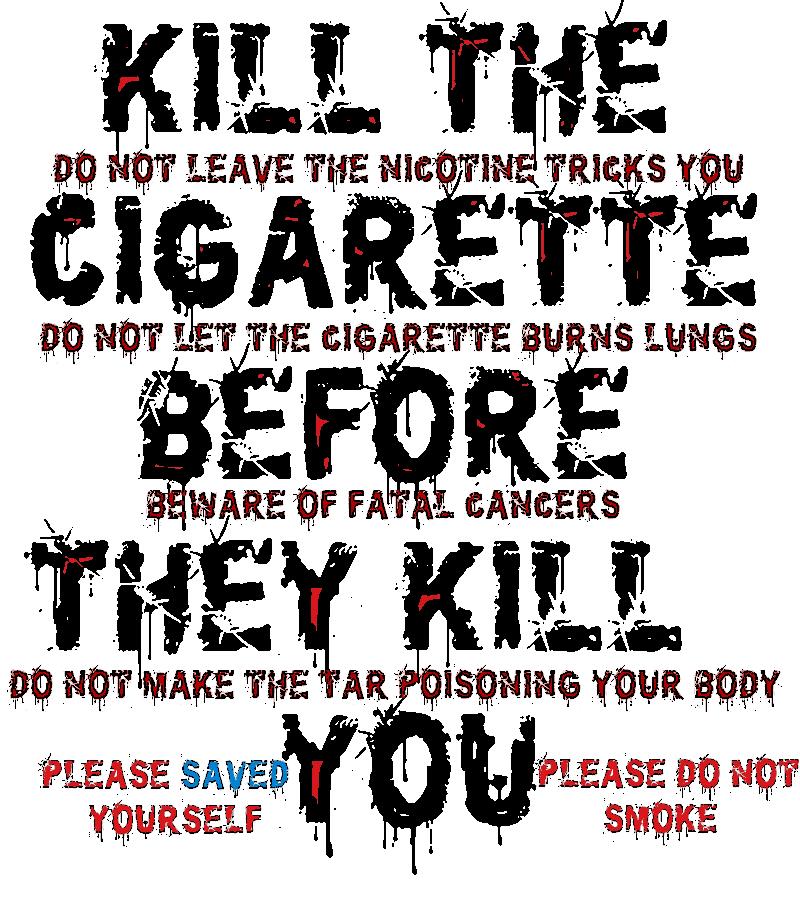 Anti Smoking Quotes