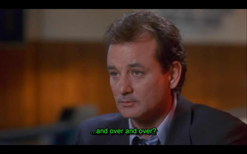 Quotes About Groundhog Day 60 Quotes Delectable Groundhog Day Movie Quotes