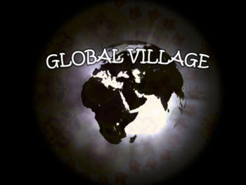 the internet as a global village The term global village is closely associated with herbert marshall mcluhan, the canadian communications theorist and literature professor hailed by many as a prophet for the 20th century mcluhan's mantra, the medium is the message, summarized his.