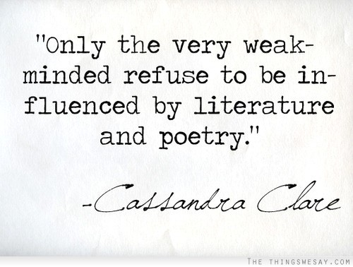 quotations from poems in essays