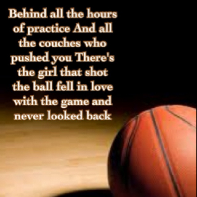 Motivational Quotes For Sports Teams: Quotes About Girl Basketball Players (21 Quotes