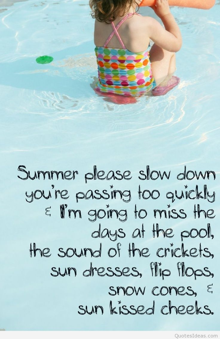 Quotes About Fun Summer 42 Quotes