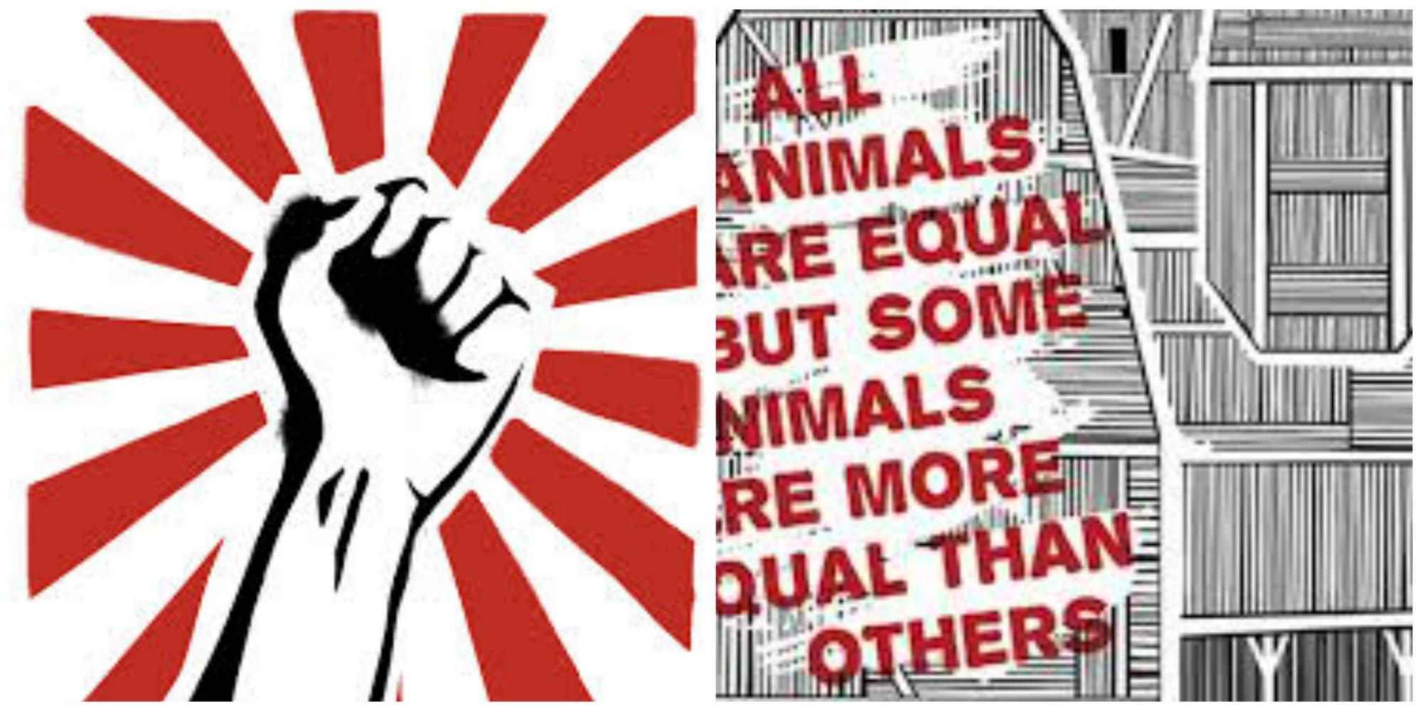 animal farm articles essay